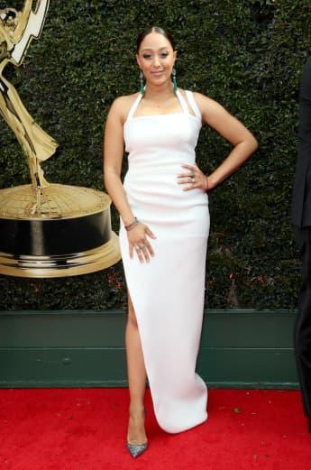 Tamera Mowry bei den Emmy Awards 2018