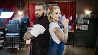 """""""Tattoo Stories"""": Ingo Kantorek und Zoe Scarlett"""