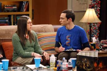 """""""Young Sheldon"""" offenbart, dass """"Sheldon"""" und """"Amy"""" Eltern werden"""