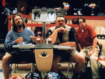 """Jeff Bridges, John Goodman und Steve Buscemi (von links) in """"The Big Lebowski"""""""