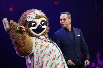 """""""The Masked Singer""""-Faultier"""