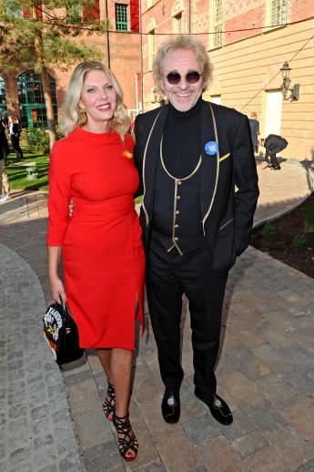 Thomas Gottschalk zeigte sich am Freitag mit seiner neuen Freundin Karina Mroß