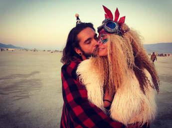 Tom Kaulitz und Heidi Klum sind sehr verliebt