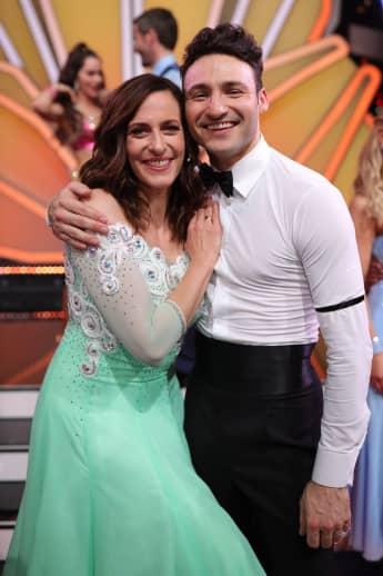 """Robert Beitsch und Ulrike Frank bei """"Let's Dance"""" 2019 auf RTL"""