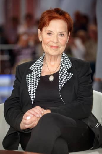 """In aller Freundschaft""-Star Ursula Karusseit ist tot"