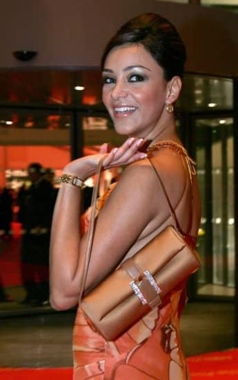 Verona Pooth bei der Goldenen Kamera 2006