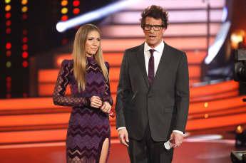 """Victoria Swarovski und Daniel Hartwich in der 2. Live-Show der 13. Staffel der RTL-Tanzshow """"Let s Dance"""""""