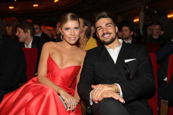 Victoria Swarovski und Mariano Di Vaio bei den GQ Men of the Year Awards in Berlin