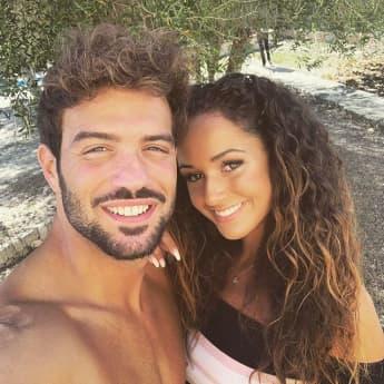 """Yasin und Samira von """"Love Island"""""""