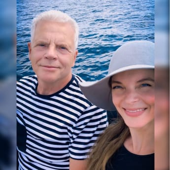 Yvonne Catterfeld Vater Papa Familie