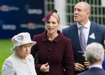 Zara Phillips ist die Lieblingsenkelin der Queen
