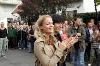 """Eva Brenner und John Kosmalla aus """"Zuhause im Glück"""""""