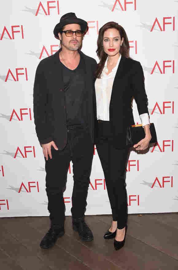 Brad Pitt und Angelina Jolie waren zwölf Jahre lang das Traumpaar Hollywoods