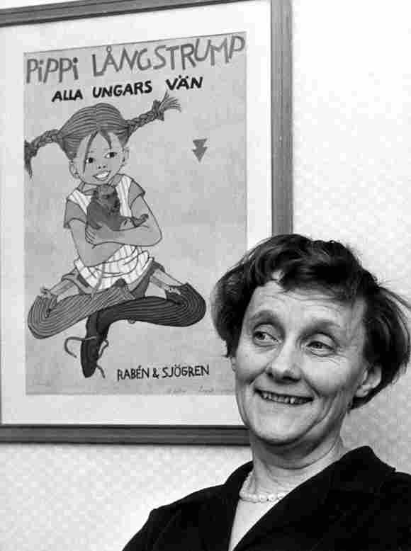 Astrid Lindgren 1966