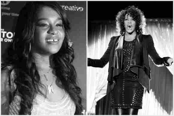 Bobbi Kristina Brown und Whitney Houston siind beide verstorben
