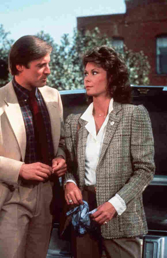 """Bruce Boxleitner und Kate Jackson in der US-Serie """"Agentin mit Herz"""""""