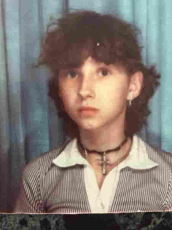 Carmen Geiss als kleines Mädchen