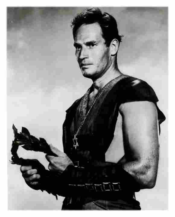 """Charlton Heston """"Ben Hur"""""""