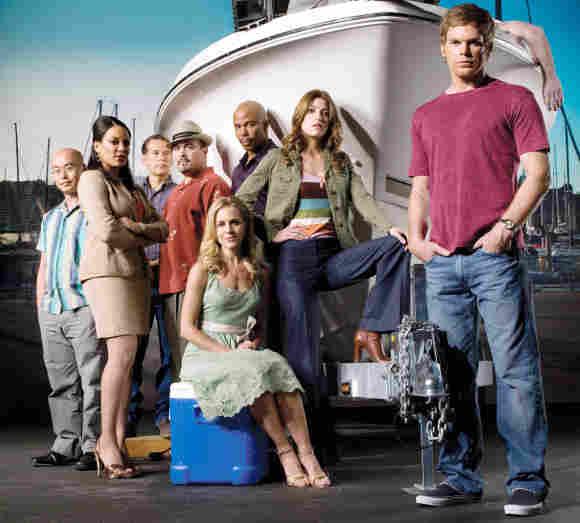 """""""Dexter""""-Cast"""