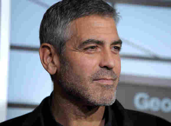 George Clooney Unfall