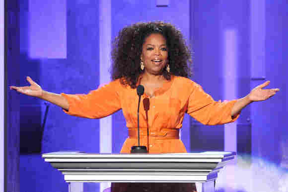 Oprah Winfrey im Jahr 2014