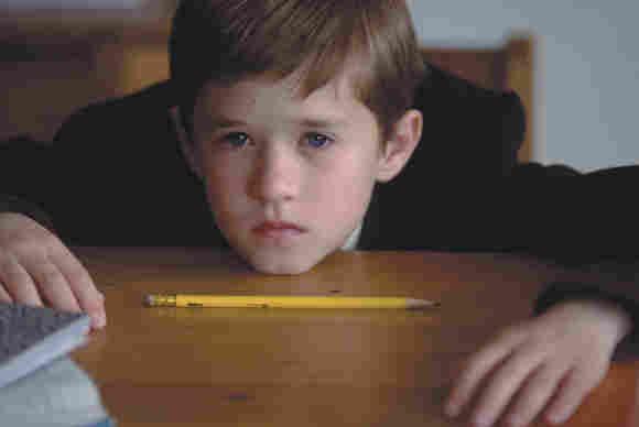 "Haley Joel Osment in ""The Sixth Sense"""