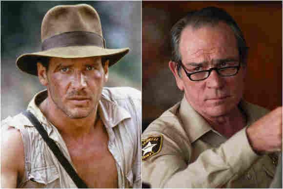 Harrison Ford und Tommy Lee Jones