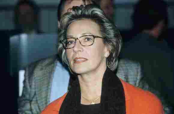 Ilona Christen verstarb 2009