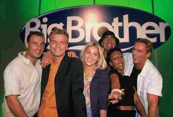 """Die Stars der ersten Staffel von """"Big Brother"""""""