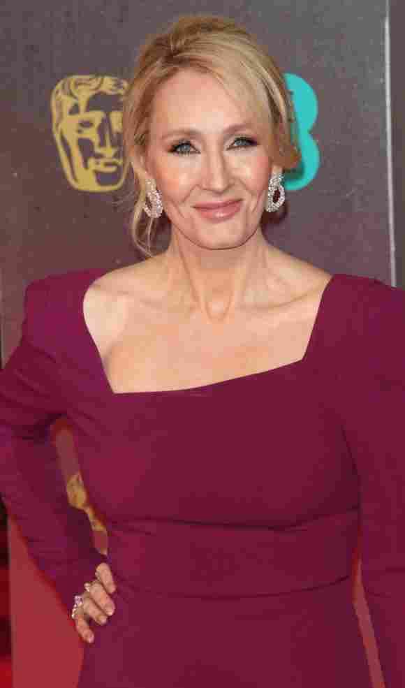 J.K. Rowling Lehrer