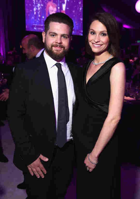 Jack Osbourne und seine schwangere Frau Lisa Osbourne