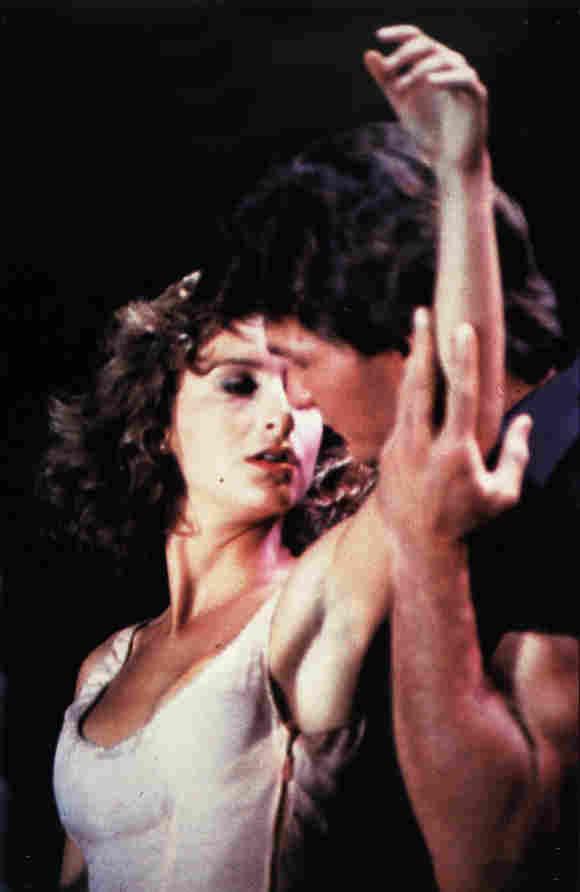 Jennifer Grey Patrick Swayze Dirty Dancing