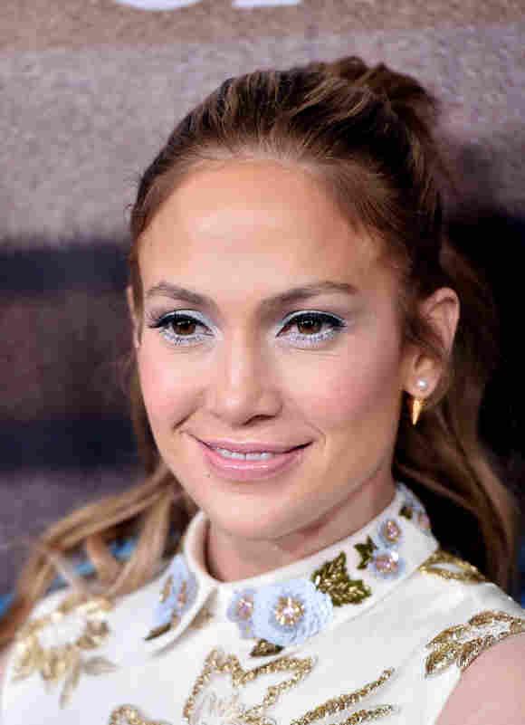 """Jennifer Lopez auf der """"American Idol""""-Finalisten-Party 2015"""