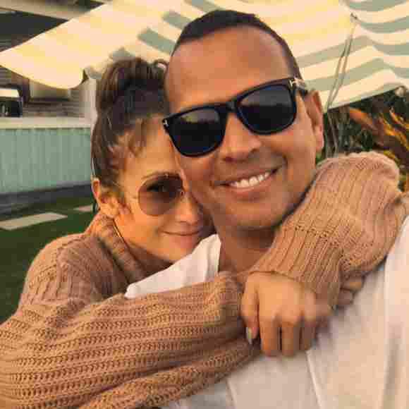 Jennifer Lopez und Alexander Rodriguez zeigen sich verliebt auf Instagram