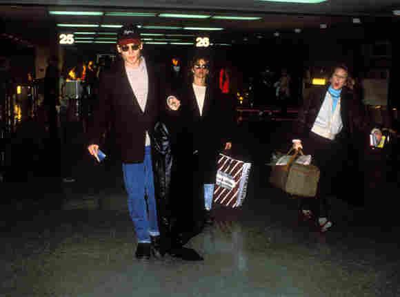 Johnny Depp und Jennifer Grey führten früher eine Beziehung