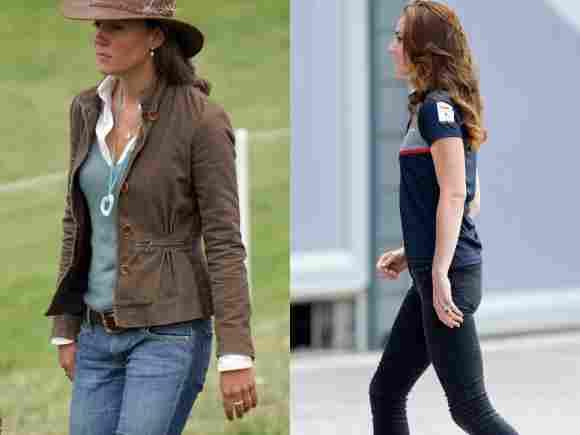 Kate Middletons Body-Transformation in den letzten Zehn Jahren