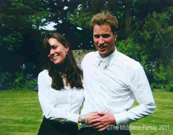 Kate Middleton und Prinz William vor zehn Jahren