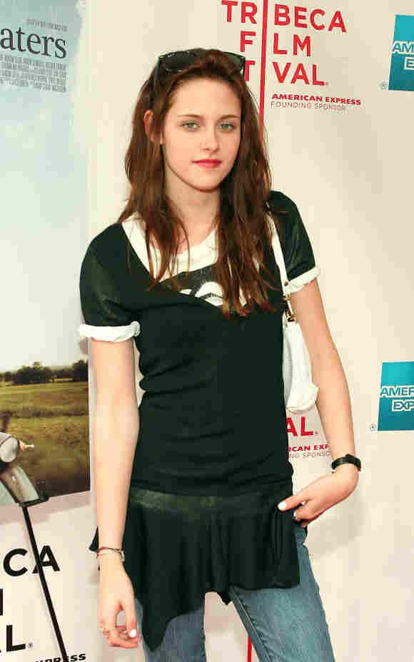 Kristen Stewart im Jahr 2007 früher, jung