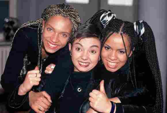 Lee, Jazzy und Ricky von Tic Tac Toe