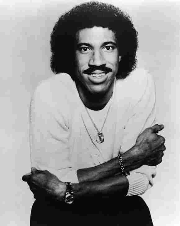 Lionel Richie in den Achtzigern