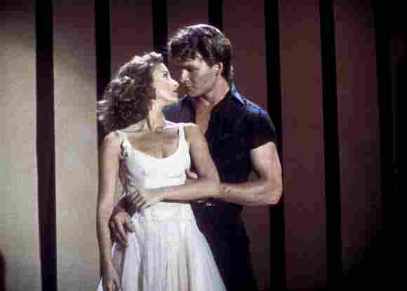 """Die schönsten Filmpaare der 1980er im Ranking: """"Dirty Dancing"""" (1987) mit Patrick Swayze und Jennifer Gray"""