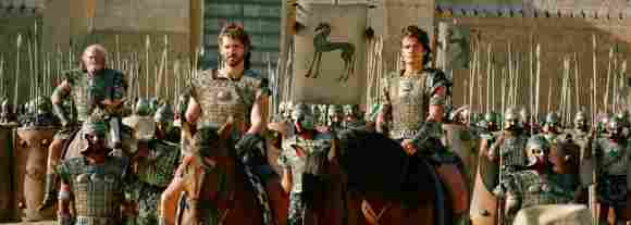 "Orlando Bloom in ""Troja"""