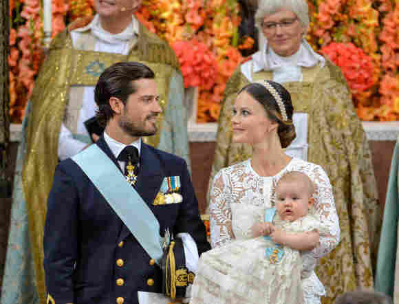 Prinz Carl Philip, Prinzessin Sofia und Prinz Alexander