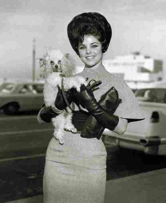 Priscilla Presley in den Sechziger Jahren