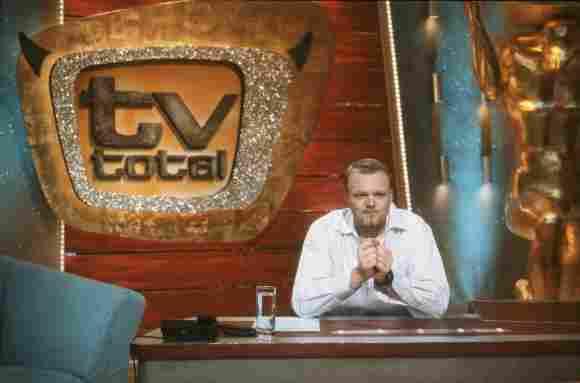 "Stefan Raab moderierte 16 Jahre lang ""TV Total"""