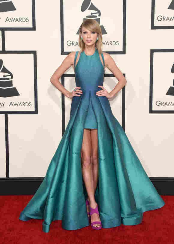 Taylor Swift bei den Grammys 2015
