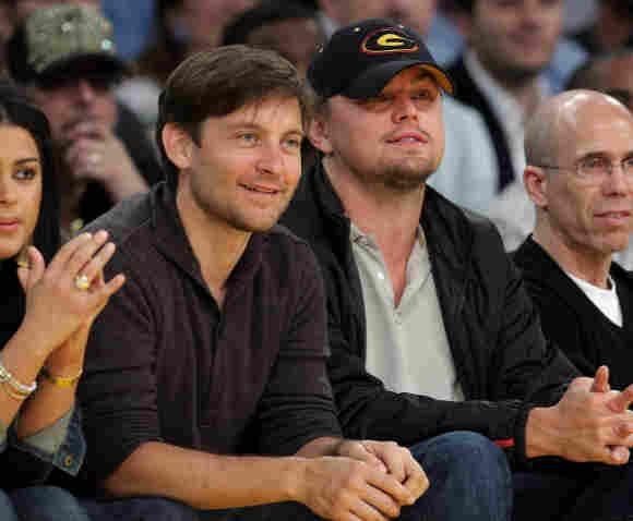 Tobey Maguire und Leonardo DiCaprio