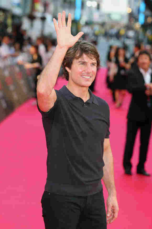 "Tom Cruise bei der ""Mission Impossible – Rogue Nation""-Premiere in Tokyo"