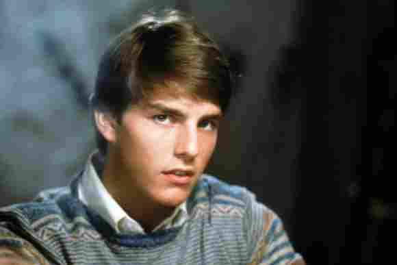 Tom Cruise früher