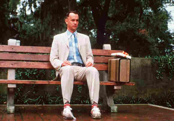 "Tom Hanks verkörperte ""Forrest Gump"" im gleichnamigen Film"